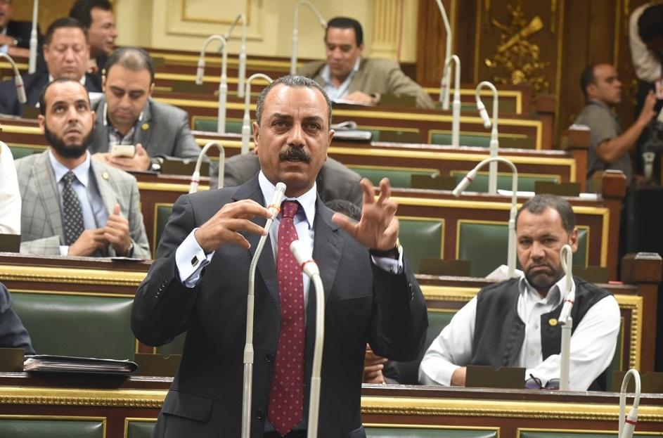 إيهاب المطاوي أمين سر لجنة الشئون الدستورية  والتشريعية