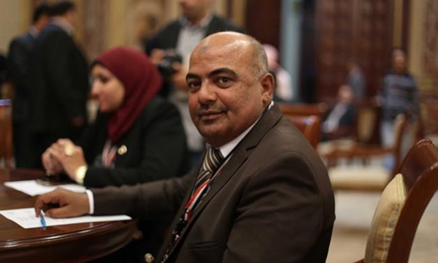 حاتم عبد الحميد عضو لجنة الشئون الصحية