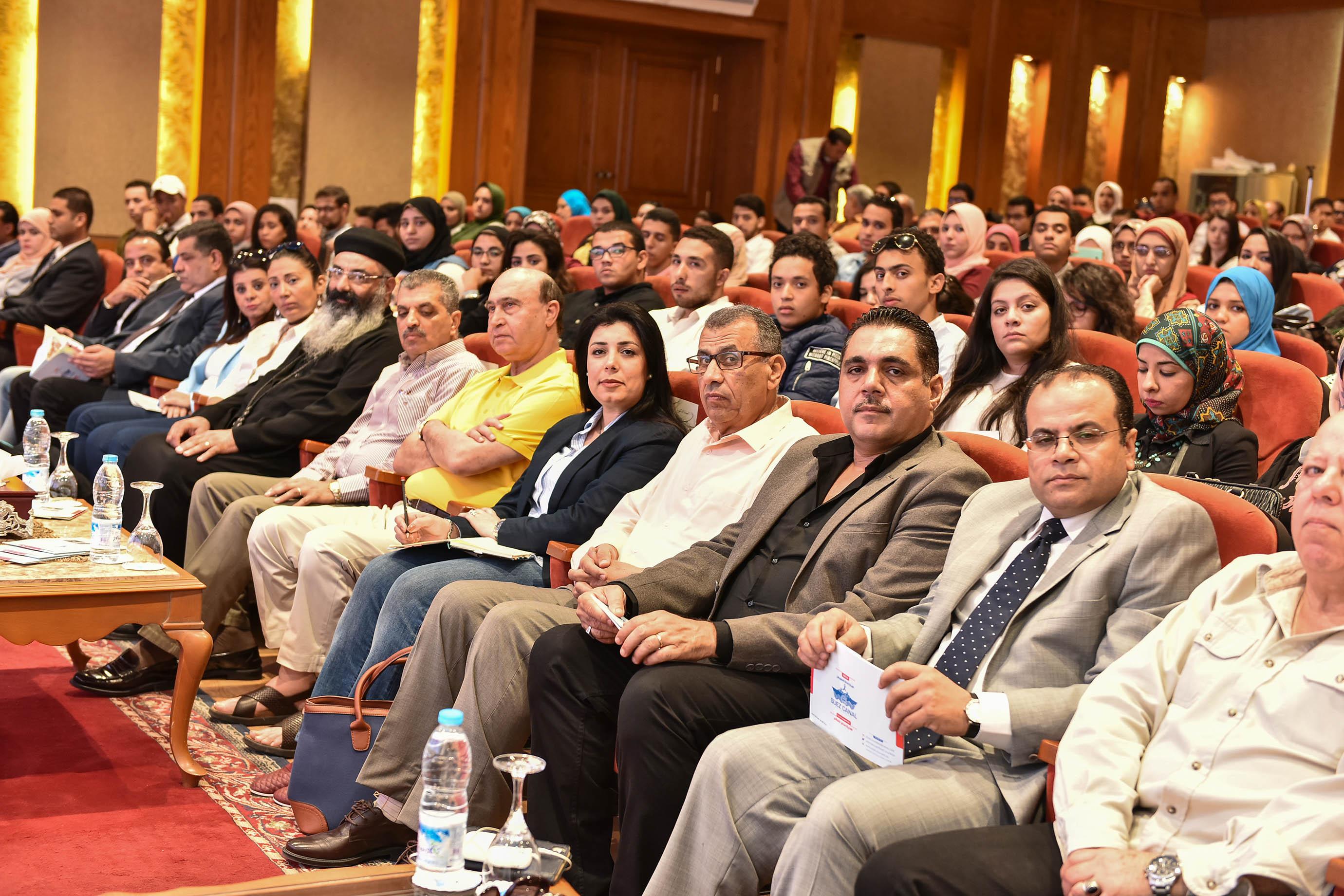 1- جانب من الحضور