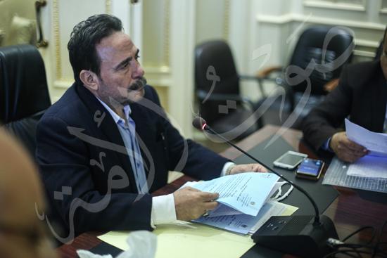 لجنة القوي العاملة تصوير حازم عبد الصمد تحرير محمود حسين (5)