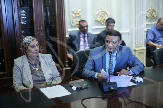 لجنة القوي العاملة تصوير حازم عبد الصمد تحرير محمود حسين (3)