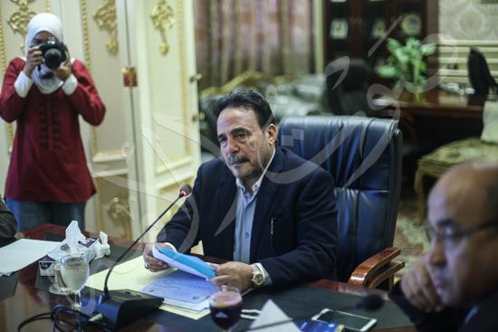 لجنة القوي العاملة تصوير حازم عبد الصمد تحرير محمود حسين (7)