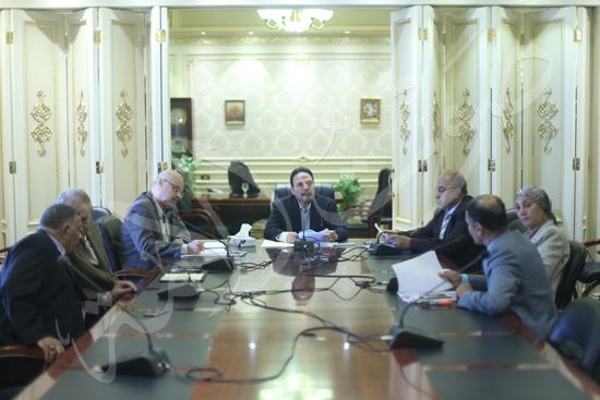 لجنة القوي العاملة تصوير حازم عبد الصمد تحرير محمود حسين (2)
