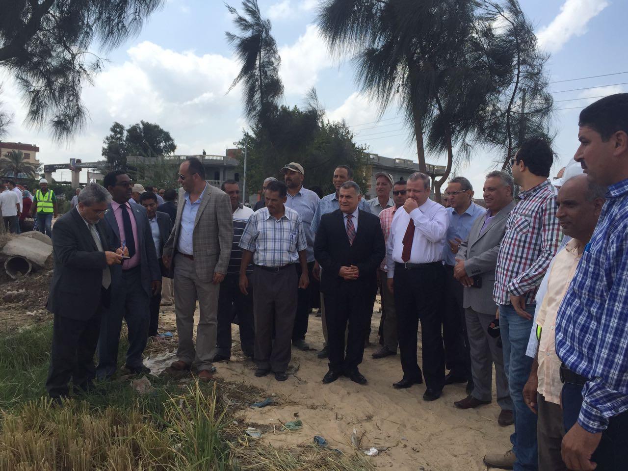 الدكتور محمد عبد التواب نائب وزير الزراعة (1)