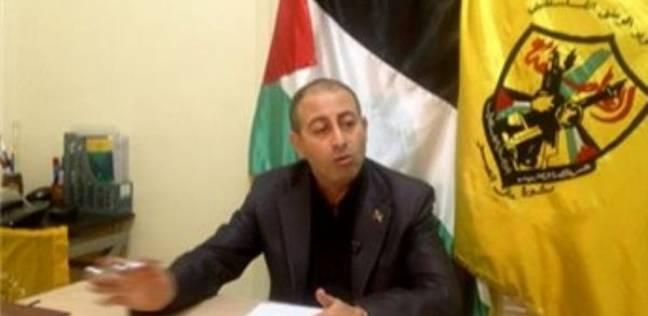 الدكتور جهاد الحزارين استاذ القانون بجامعة غزة وعضو حركة فتح بالقاهرة