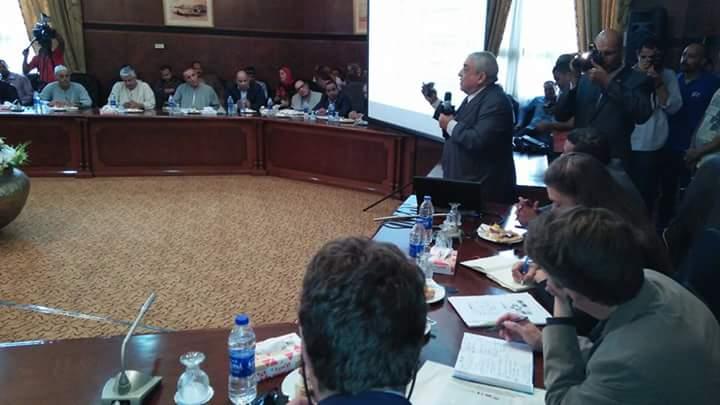 الدكتور محمد عبد التواب نائب وزير الزراعة (4)