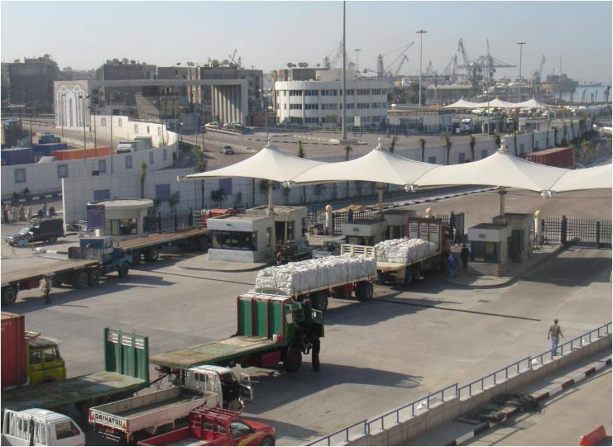 ميناء الإسكندرية  (2)