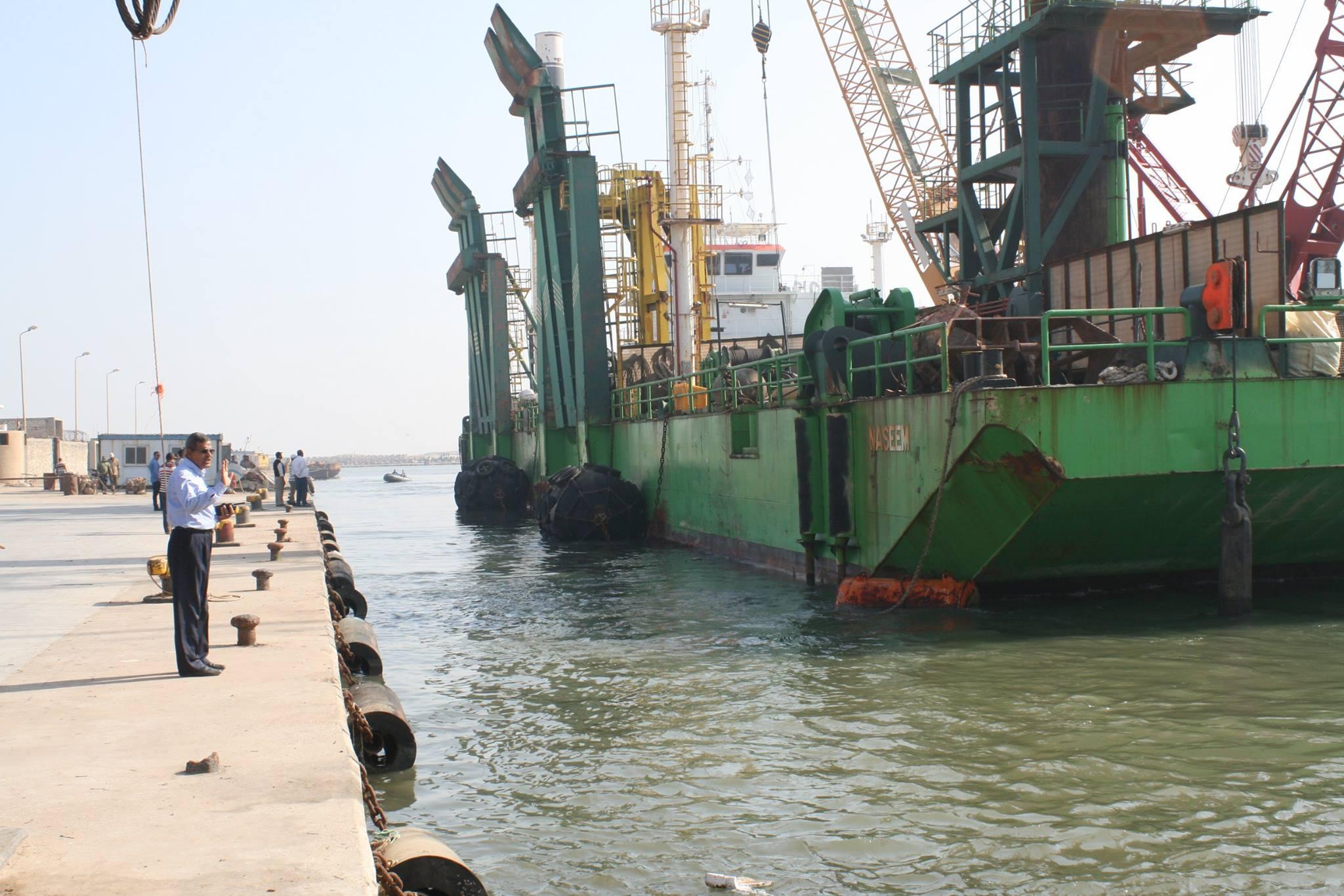 2- ميناء البرلس بكفر الشيخ