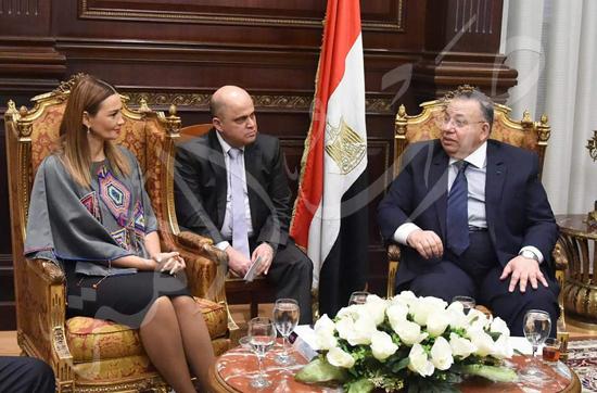 السيد محمود الشريف وجانيرة باشايفا (3)