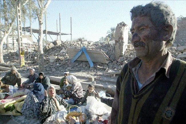 زلزال 2003