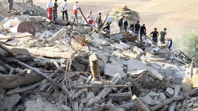 زلزال بوشهر
