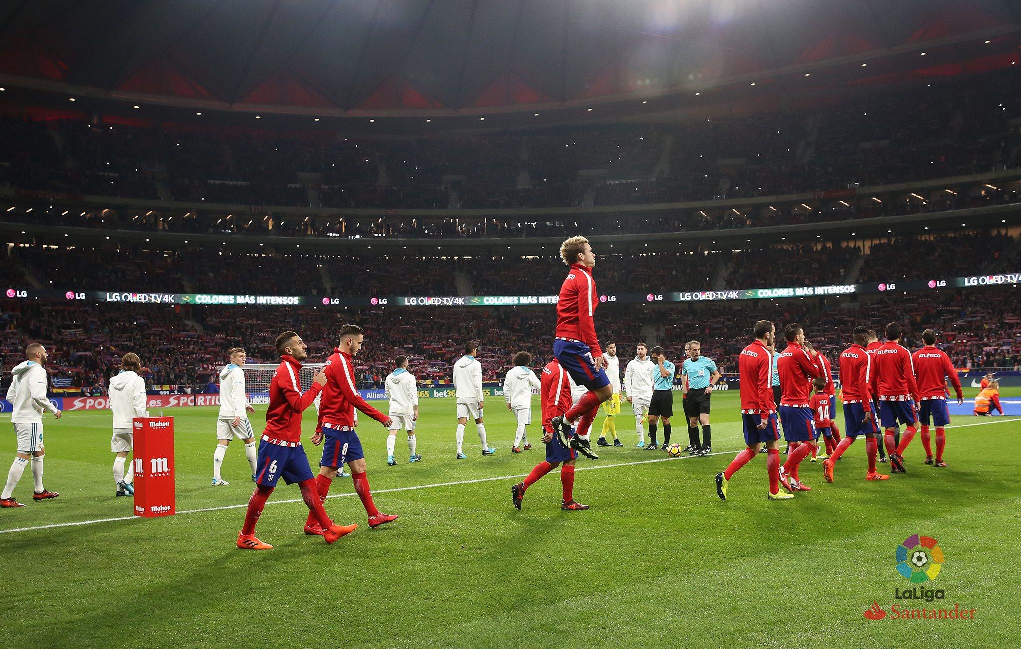 مبارة ريال مدريد واتلتيكو مدريد (6)