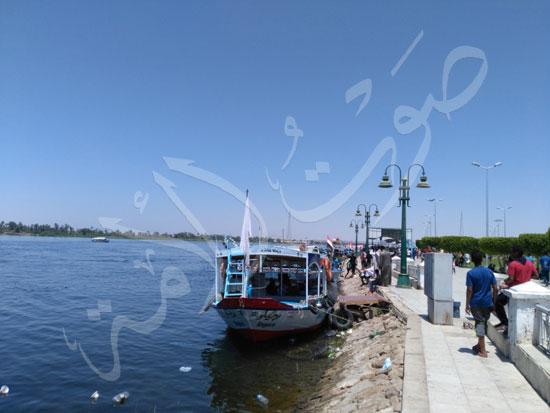 212783-جانب-من-كورنيش-النيل-بقنا