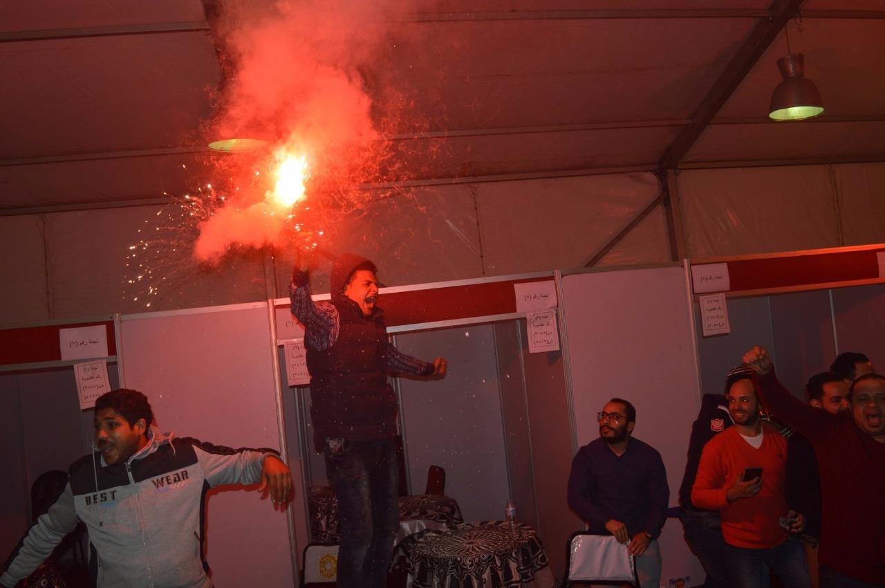 احتفالات بلدية المحلة