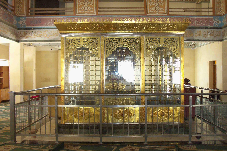 مقام ابو الحسن الشاذلي