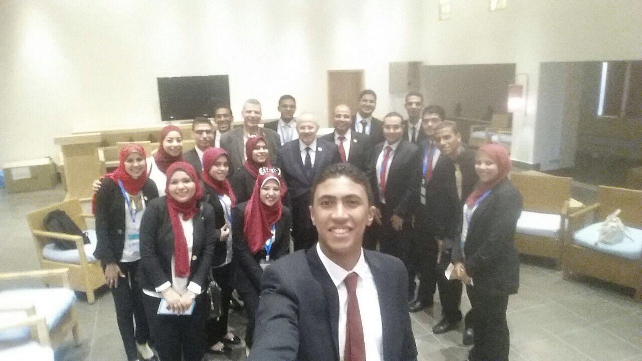 رئيس جامعة القاهرة (3)