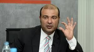وزير التموين السابق خالد حنفى