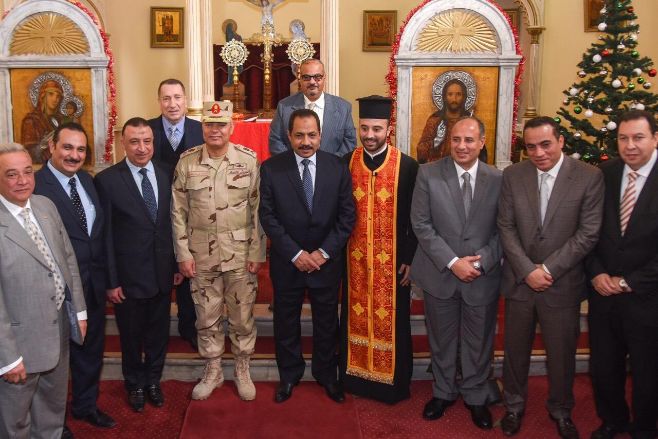 احتفالات الكريسماس بالإسكندرية (5)