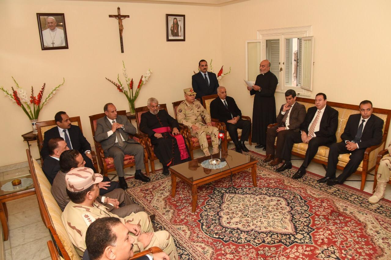 احتفالات الكريسماس بالإسكندرية (3)