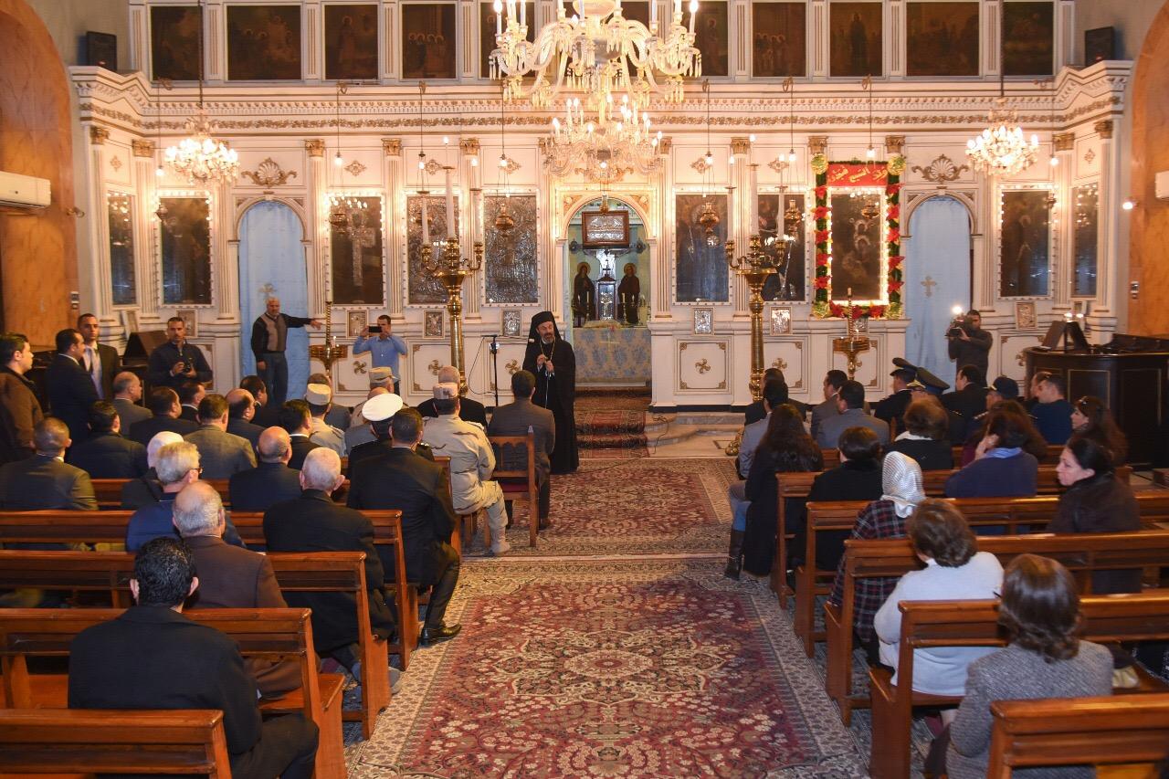 احتفالات الكريسماس بالإسكندرية (1)