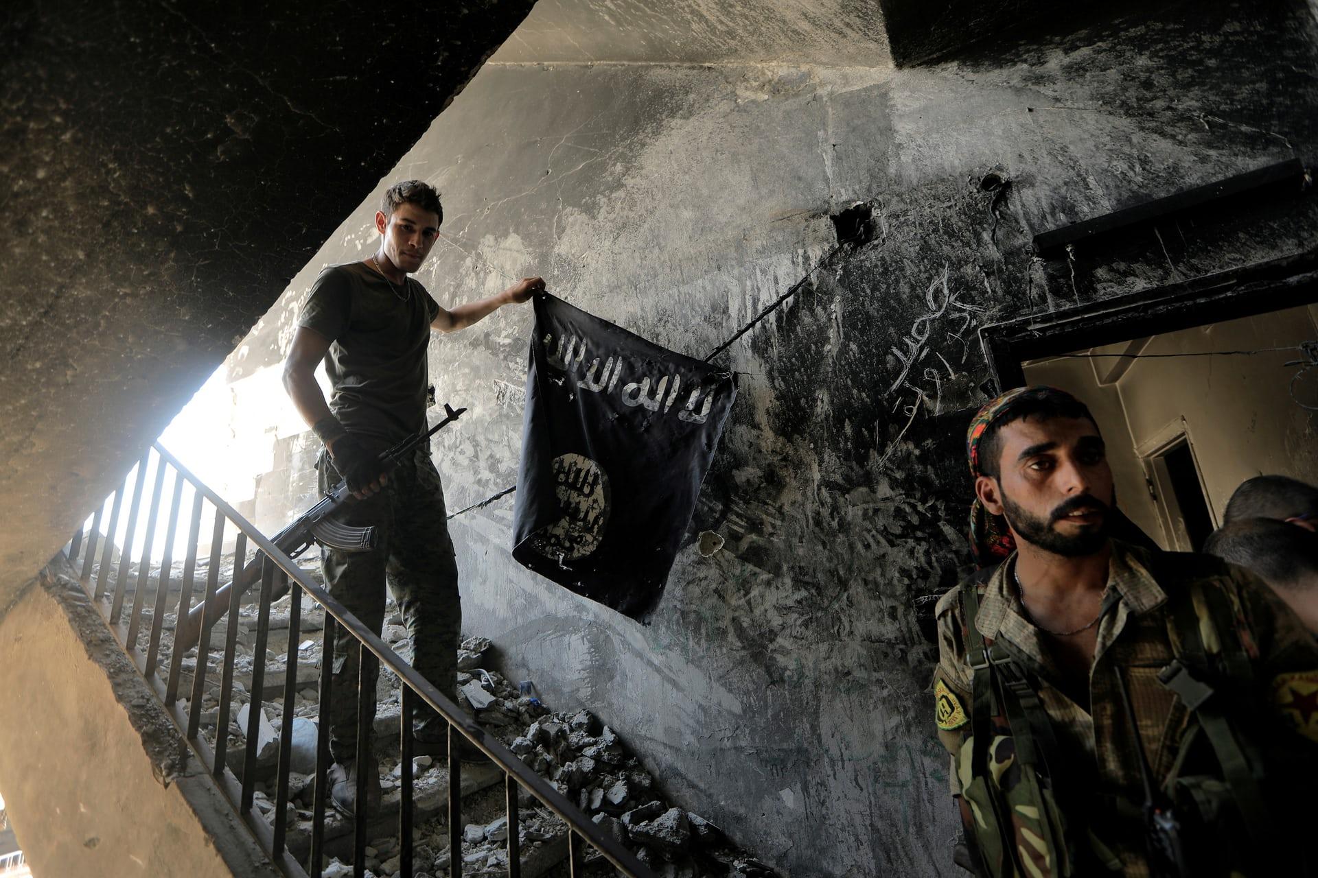 الرقة في سوريا