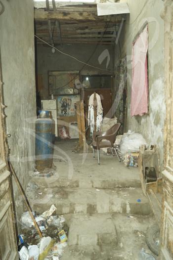 المنزل الذى ولد به نجيب محفوظ (2)