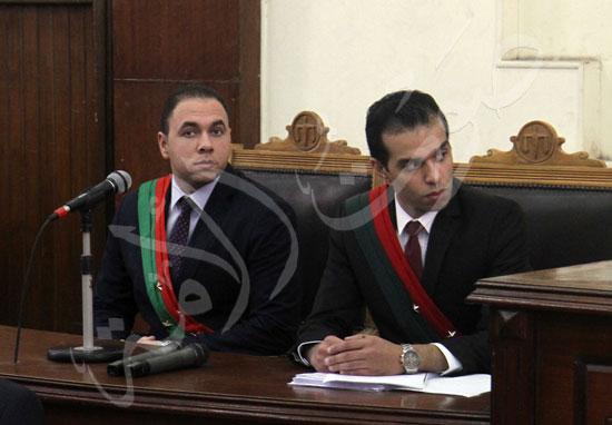 قضية تنظيم أجناد مصر (3)