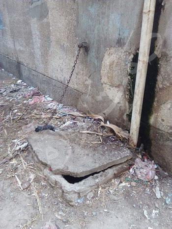 بيوت كوم الفرج في أبوحمص (6)