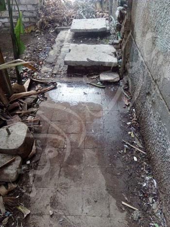 بيوت كوم الفرج في أبوحمص (4)