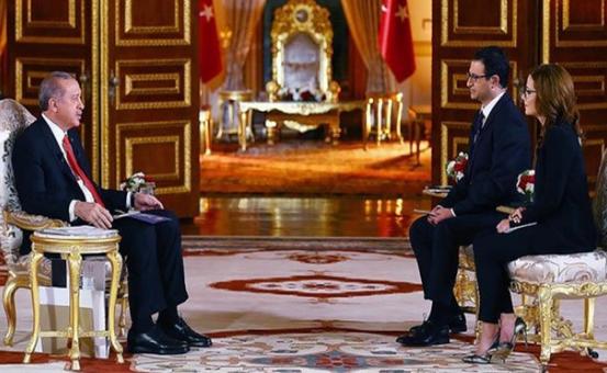 كرسي أردوغان