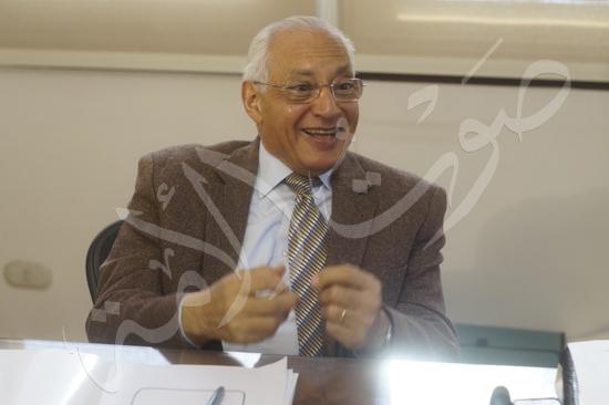 الدكتور على الدين هلال، وزير الشباب الأسبق (11)