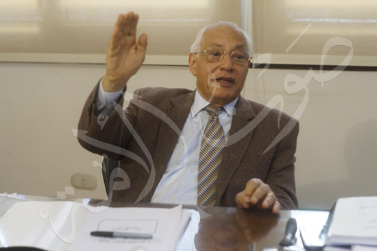 الدكتور على الدين هلال، وزير الشباب الأسبق (13)
