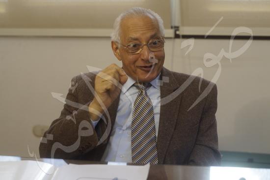 الدكتور على الدين هلال، وزير الشباب الأسبق (7)