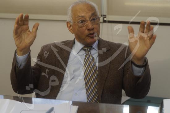 الدكتور على الدين هلال، وزير الشباب الأسبق (16)
