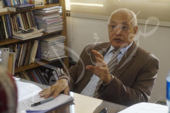 الدكتور على الدين هلال، وزير الشباب الأسبق (10)