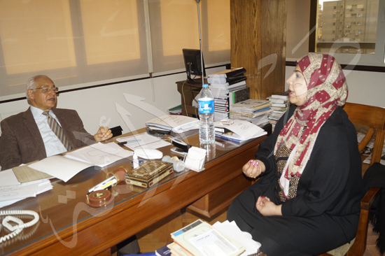 الدكتور على الدين هلال، وزير الشباب الأسبق (2)