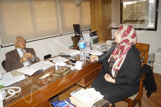 الدكتور على الدين هلال، وزير الشباب الأسبق (4)