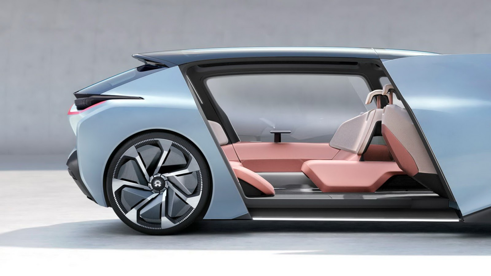 NIO receives investment from Baidu -5