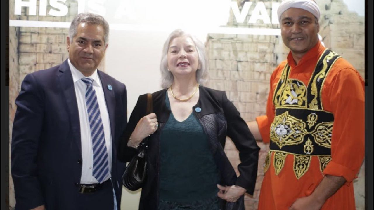 القنصلية المصرية تروج للسياحة فى نيويورك (1)