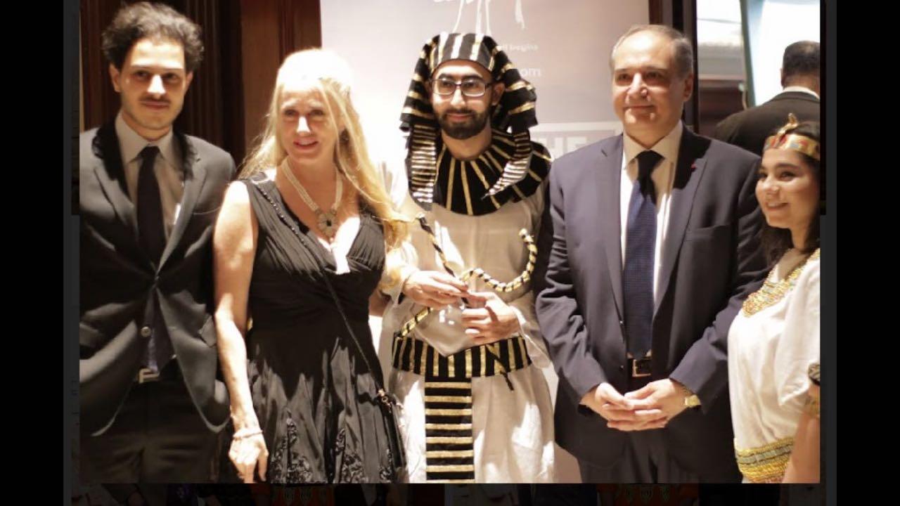 القنصلية المصرية تروج للسياحة فى نيويورك (2)