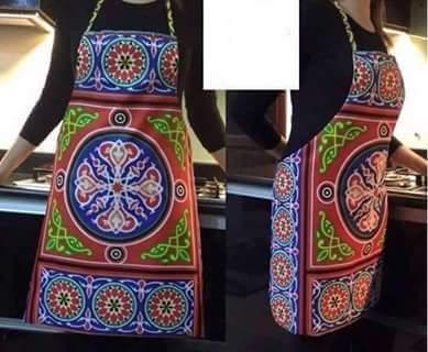 النساء والشباب تصنع زينة رمضان من المخلفات الصناعية (1)