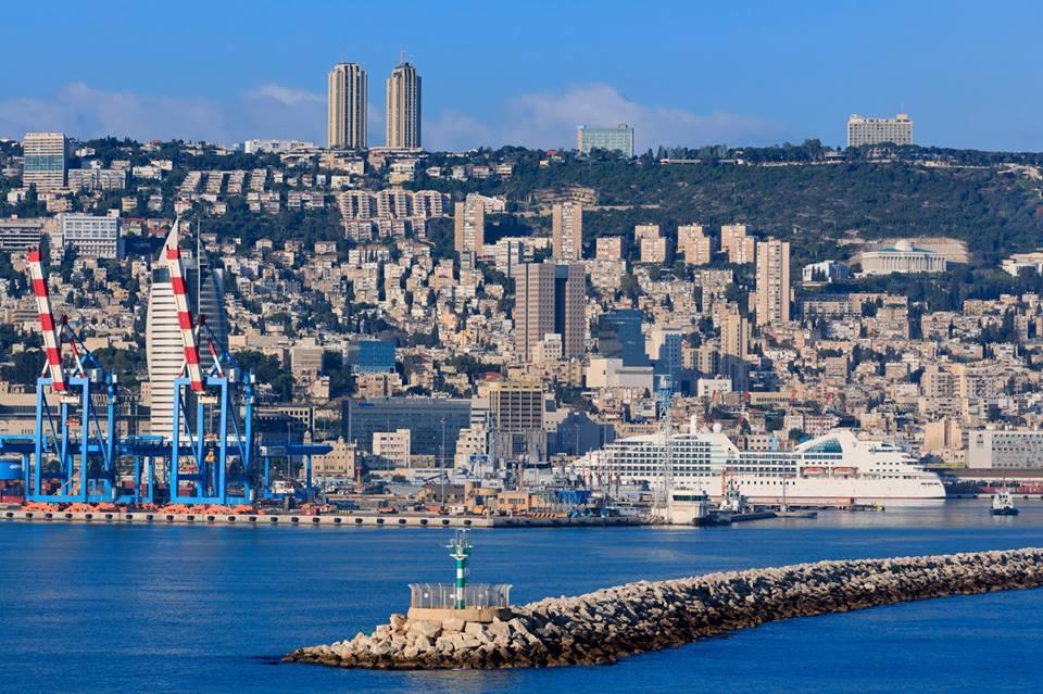 ميناء حيفا