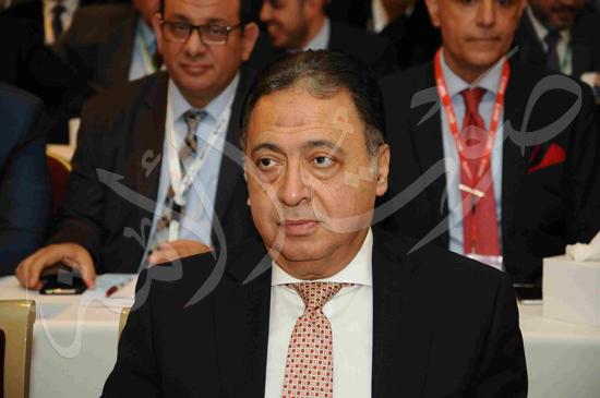 المؤتمر الاول لجمعية اتصال بحضور وزيرى الاتصال والصحة (4)