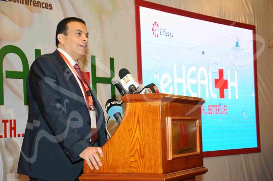 المؤتمر الاول لجمعية اتصال بحضور وزيرى الاتصال والصحة (12)