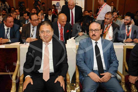 المؤتمر الاول لجمعية اتصال بحضور وزيرى الاتصال والصحة (1)