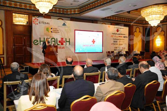المؤتمر الاول لجمعية اتصال بحضور وزيرى الاتصال والصحة (14)