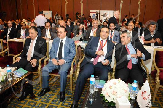 المؤتمر الاول لجمعية اتصال بحضور وزيرى الاتصال والصحة (2)