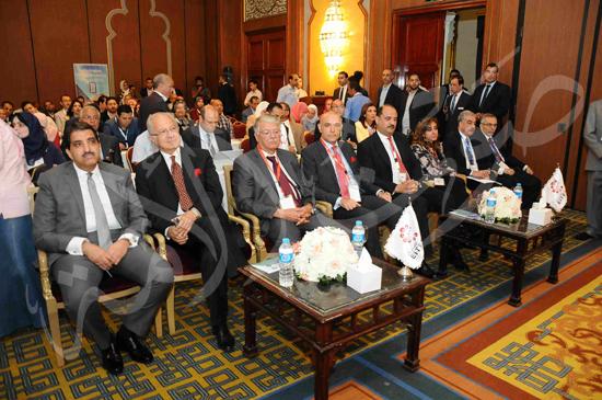 المؤتمر الاول لجمعية اتصال بحضور وزيرى الاتصال والصحة (9)