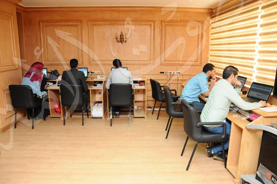 غرفة عمليات التعداد السكاني (8)