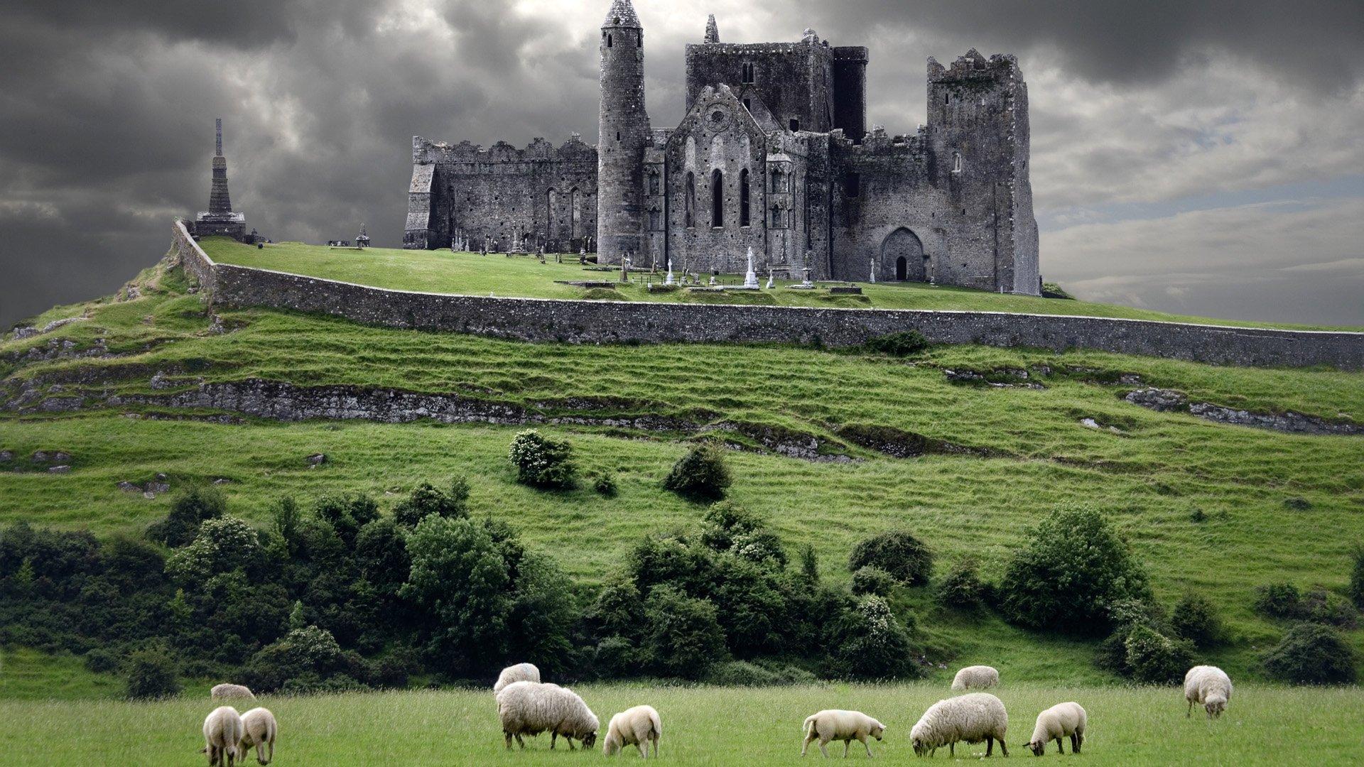سحر الطبيعة في أيرلندية